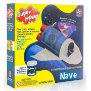 Brinquedo Educativo Super Massa Nave Estrela