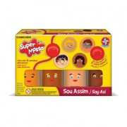 Brinquedo Educativo Super Massa Sou Assim Estrela