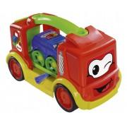 Brinquedo Educativo Transcar Baby Dismat