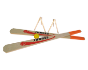 Brinquedo Esportivo Jogo de Madeira Kit Tacobol, Bets