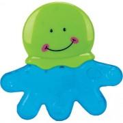 Brinquedo Mordedor de Água e PVC Polvo