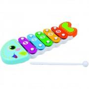 Brinquedo Musical Xilofone Peixinho