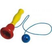 Brinquedo Tradicional de Madeira Bilball