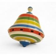 Brinquedo Tradicional Pião Sonoro G