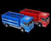 Caminhão de Madeira Boiadeiro Cores Sortidas
