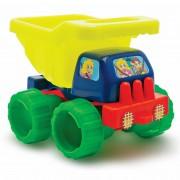 Caminhão Transforma Verão Basculante Brinquedo de Areia Big Star
