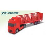 Caminhão Voyager Boiadeiro Roma Jensen