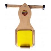 Carrinho de Rolimã de Madeira  Woodkart
