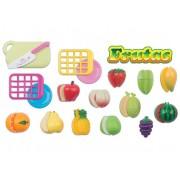 Comidinha de Brinquedo Horti Fruti Frutas Braskit
