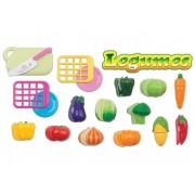 Comidinha de Brinquedo Horti Fruti Legumes Braskit