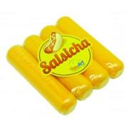 Comidinha de Madeira Coleção Comidinhas  Salsicha