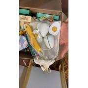 Comidinhas de Madeira Coleção Comidinhas Ovos