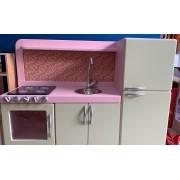 Cozinha de Madeira para casinha Infantil Modelo Elisa