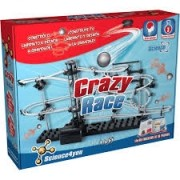Crazy Race Brinquedo Educativo Robótica Science 4 You