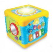 Cubo de Atividades Musical WinFun Infant & Toddler