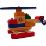 Faça e Brinque Brinquedo de Madeira para Montar Descolados Veículos para Encaixar