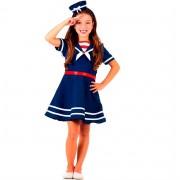 Fantasia Infantil Marinheira