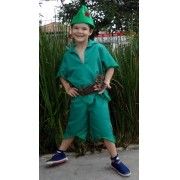 Fantasia Infantil Peter Pan