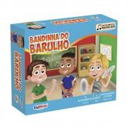 Instrumento Musical Infantil Bandinha do Barulho 10 Instrumentos