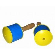 Instrumento Musical Infantil Maracas de Plástico