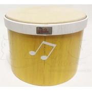 Instrumento Musical Infantil Surdinho Madeira 20X16cm