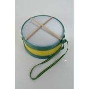 Instrumento Musical Infantil  Tambor Surdo Pequeno