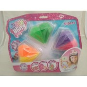 Kit Artesanato Color Blings Kit Diamante 6 Cores