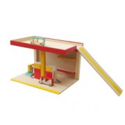 Kit Carrinhos de madeira Brinquedo de Madeira Postinho