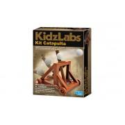 Kit Catapulta Brinquedo Educativo Robótica