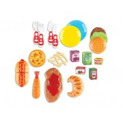 Kits Comidinhas de Brinquedo Food Delivery Lanches