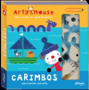 Livro de Atividades Arty Mouse Carimbos