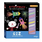 Livro de Atividades Arty Mouse Giz