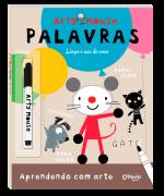 Livro de Atividades Arty Mouse Palavras