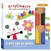 Livro de Atividades Arty Mouse Pinte Com os Dedos
