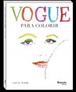 Livro de Moda para Colorir Vogue para Colorir