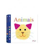 Livro Infantil Dedinhos Animais