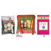 Livro Kit cupcake com receitinha