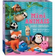 Livro Mini Animais para Costurar Catapulta