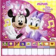 Livro Piano Divertido da Minnie