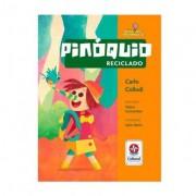 Livro Pinóquio Reciclado Estrela