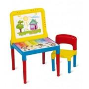 Mesa com cadeira Pequeno Artista
