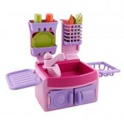 Mini Cozinha Play Time Cotiplás