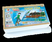 Quebra Cabeça de Madeira Peter Pan