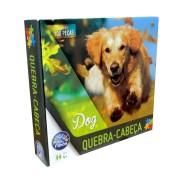 Quebra Cabeça Dog 100 Peças