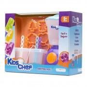 Sorveteria Picolé Kids Chef com Acessórios