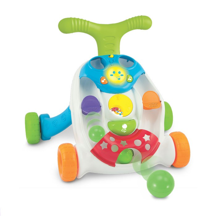 Andador Roll N Pop Win Fun Infant & Toddler
