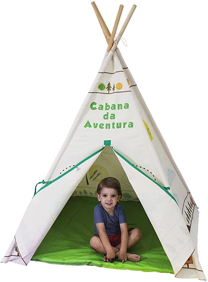 Barraca Cabana Tenda da Aventura