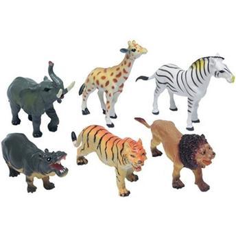 Bichos em Miniatura Animais da Selva DTC