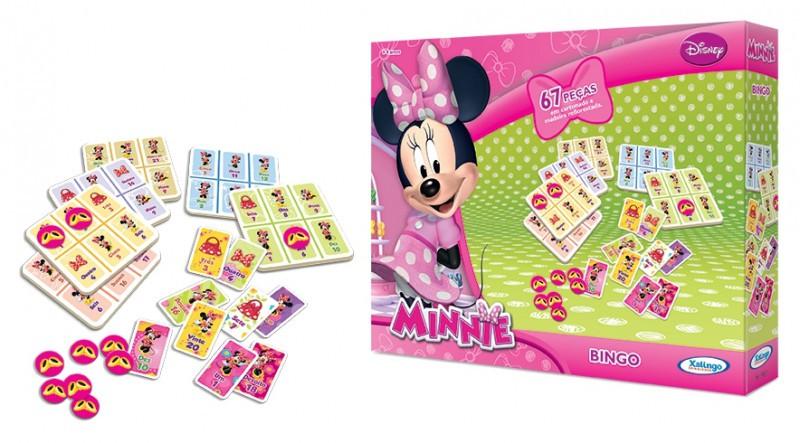 Bingo Minnie Disney Xalingo