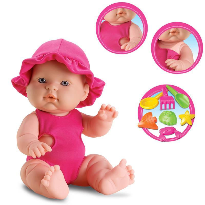 Boneca Baby Ball Praia Roma Jensen
